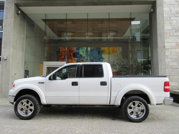2004 ford f150 lariat supercrew 4x4 fully loaded. Black Bedroom Furniture Sets. Home Design Ideas