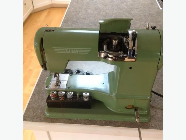 Elna Supermatic Sewing Machine