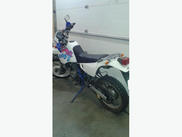 DR650 New price was $2300.00