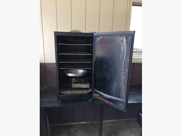 Masterbuilt Sportsman Elite smoker