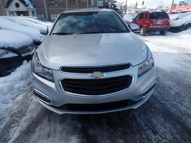 2015 chevrolet cruze lt 1lt backup cam low mileage central ottawa inside greenbelt gatineau. Black Bedroom Furniture Sets. Home Design Ideas
