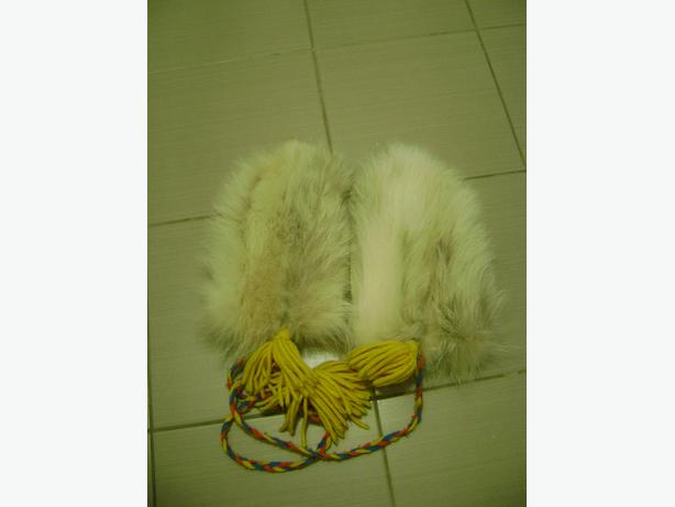 Inuit 1st Native Hand Made Mittens