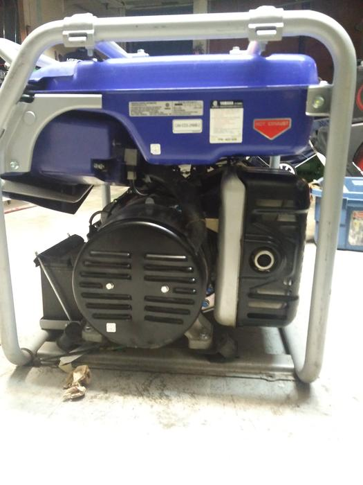 Yamaha ef7200de elec start inverter generator for sale for Yamaha generator for sale