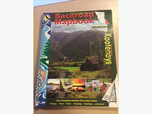 Backroads Mapbook