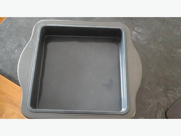 Silicone Square Pan