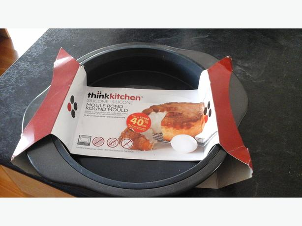 New Round Silicone Pan