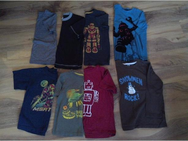 Boys size 5 clothes - box of 16 items