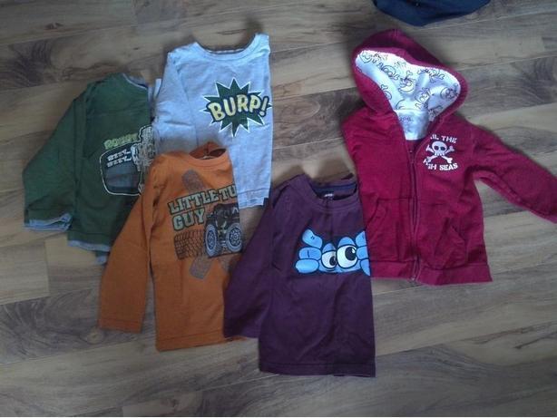 Boys' Size 3-3x clothing - box of 14 items