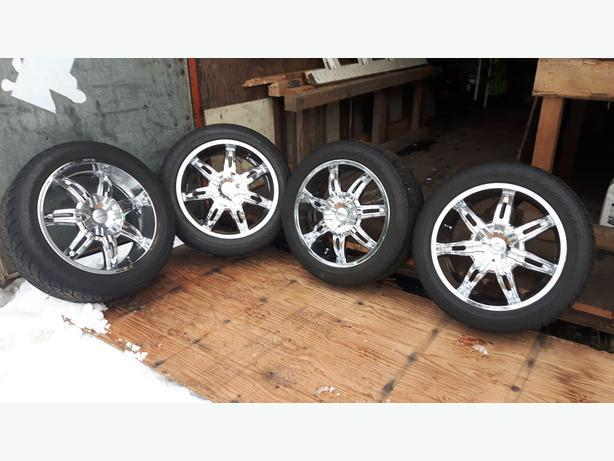 20 inch kmc wheels dual 6 bolt pattern