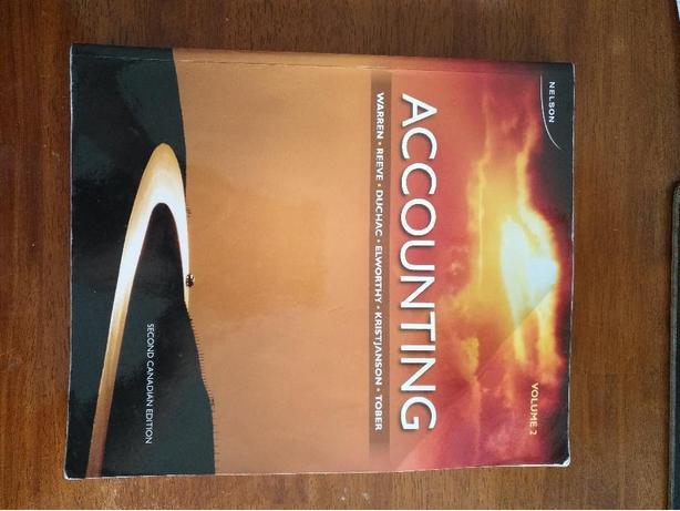 Accounting principles by Warren