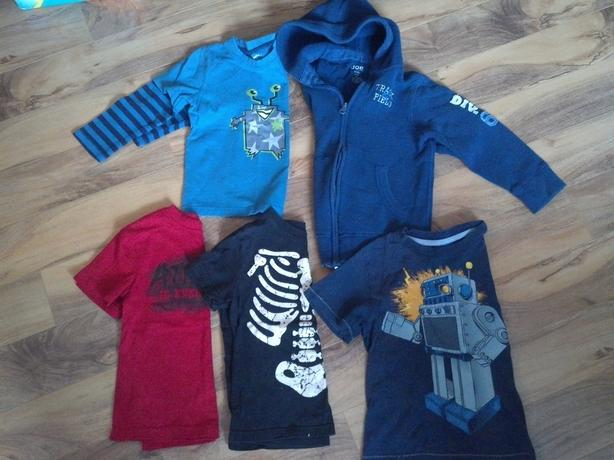 Boys' clothing, size 4 - box of 20 items