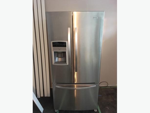 Kenmore Elite Stainless steel fridge