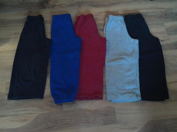 6 pairs of boys' size 5 pants