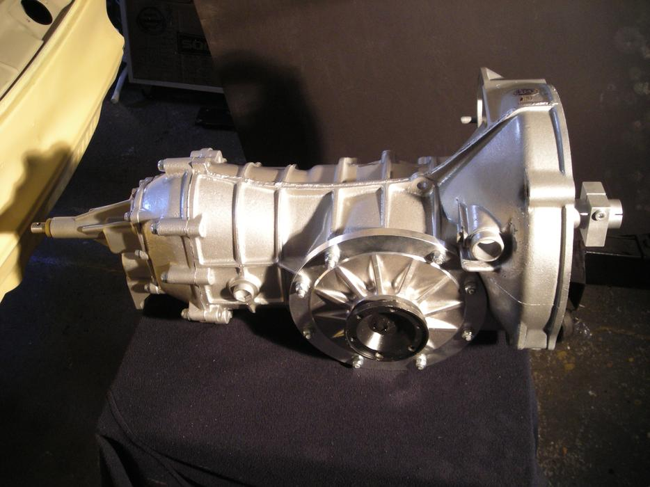 West Houston Vw >> Air-cooled VW Transaxle for Type 1/ Type 3- custom gears ...
