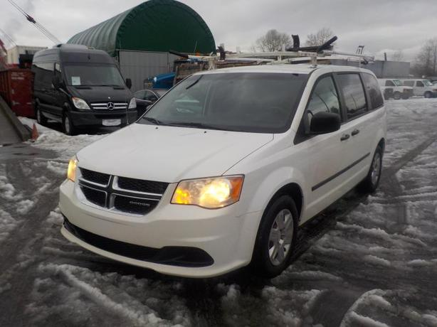 2011 Dodge Grand Caravan Cargo Van With Rear Shelving Outside North