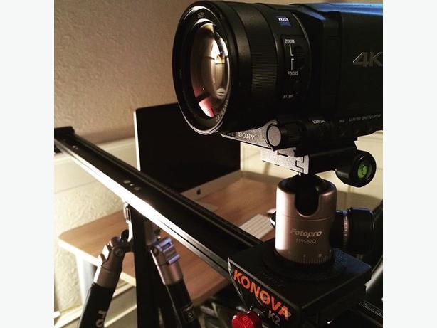 *Reduced* 4K Sony AX100 Expert Handycam Bundle