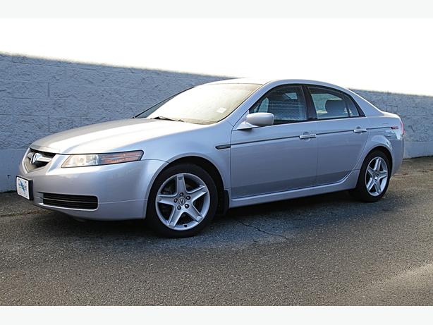 Acura TL Luxury Sedan