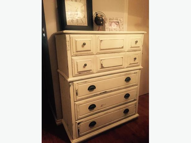 Big beautiful tallboy dresser