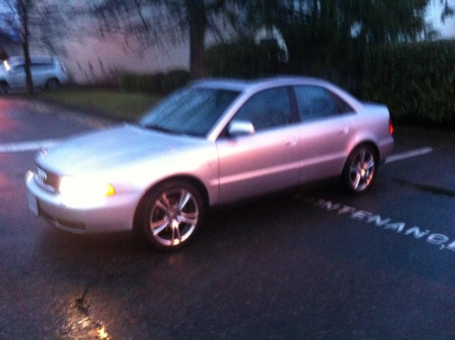 Audi A4 Quattro 1 8l Turbo Priced To Sell Fast