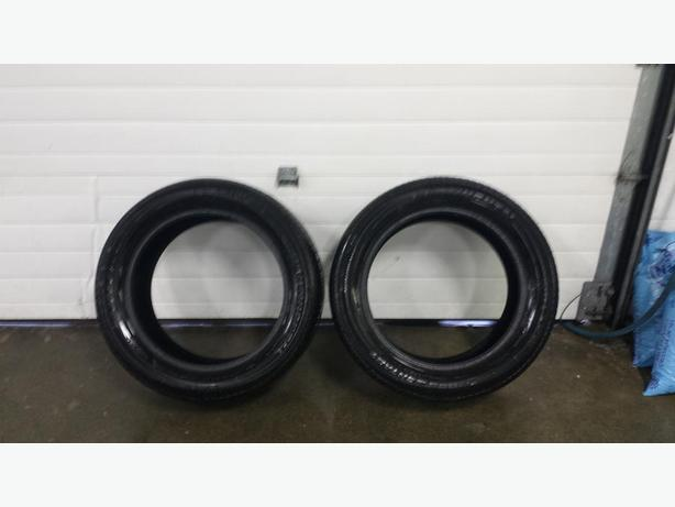 2 continental tires