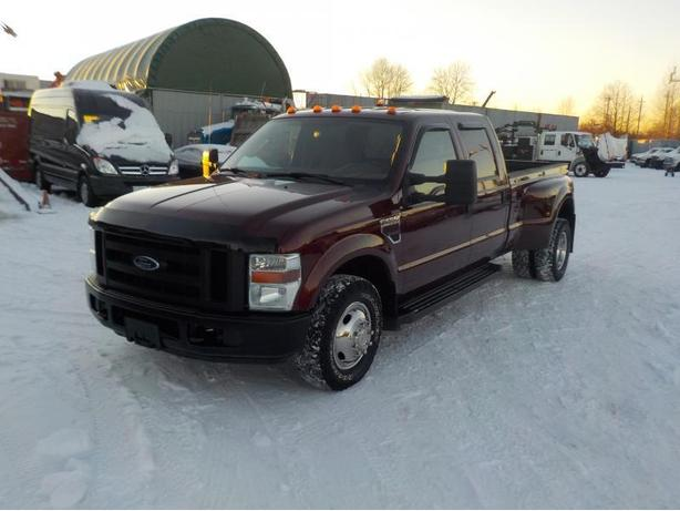 2008 Ford F-350 SD XL Crew Cab Long Bed 2WD Dually Diesel