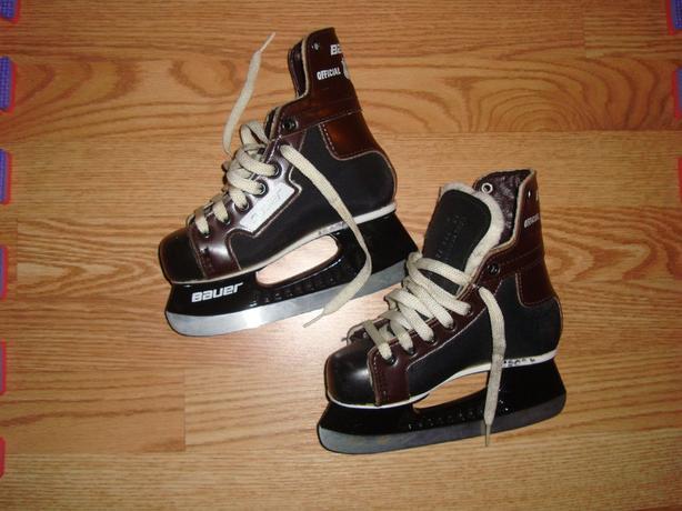 preschool skates like new toddler bauer skates size 10 10 nepean ottawa 560