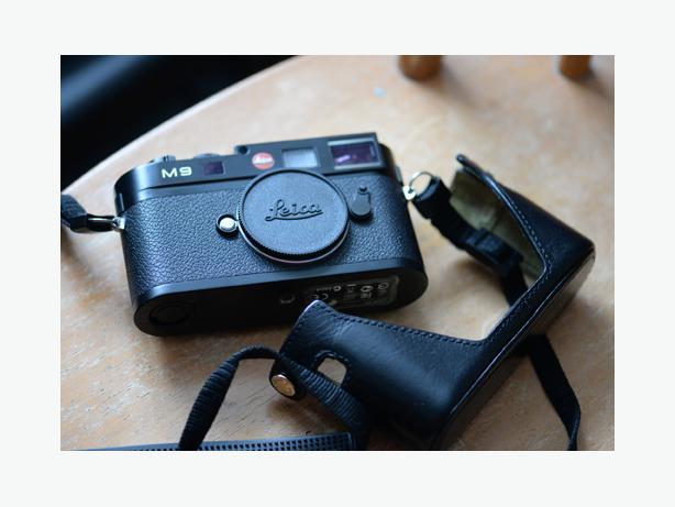 Leica M9 Rangefinder Digital Camera 10704 - NEW SENSOR