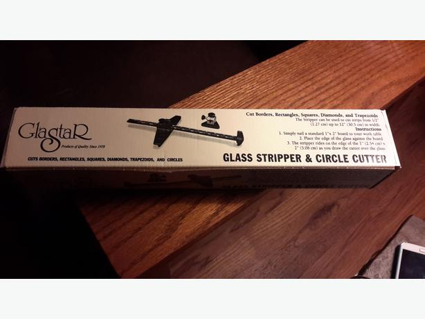 Glass Stripper and Circle cutter