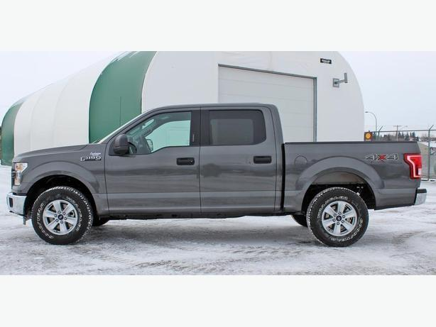 2016 Ford F-150 XLT SuperCrew 4x4* Cloth Seats, Aux Input*