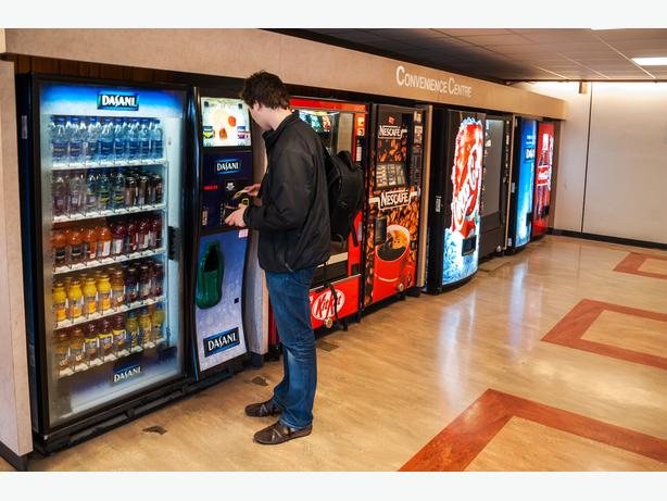 Red Deer Vending Business 299,900
