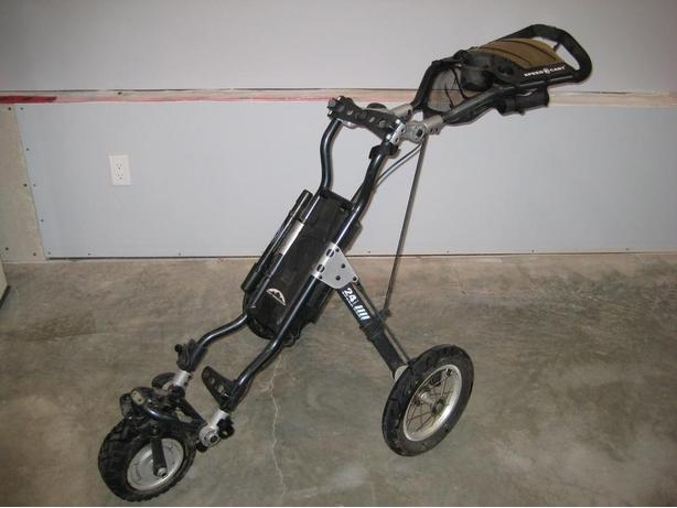 Sun Mountain Speed E Cart