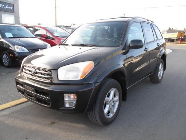2002 Toyota Rav4,Local 4WD