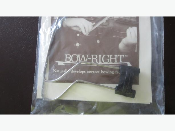Bow-right (fits size 3/4 to full)