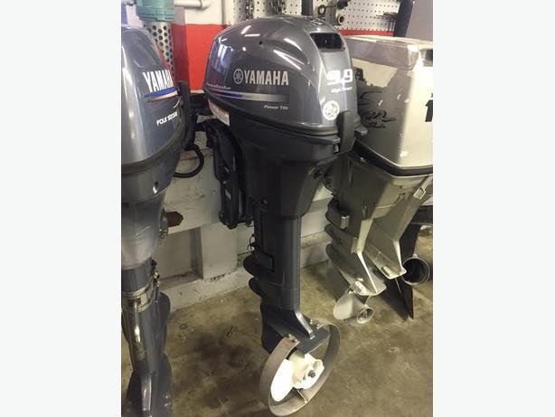 2015 Yamaha T9.9XPB