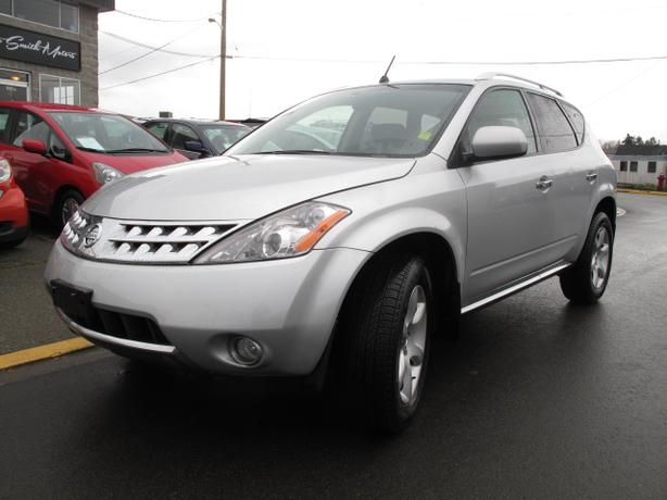 2007 Nissan Murano SE,AWD,only 76,000K Loaded