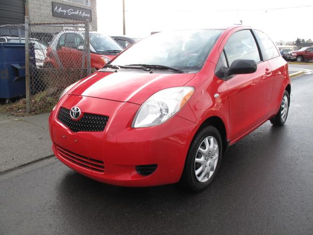 2007 Toyota Yaris hatchback,only 103,000K