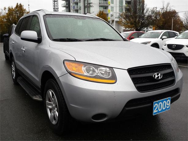 2009 Hyundai Santa Fe SE FWD