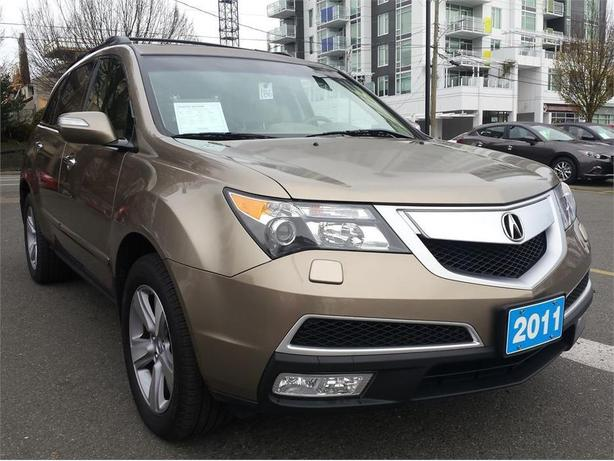 2011 Acura MDX  Tech Pkg - AWD