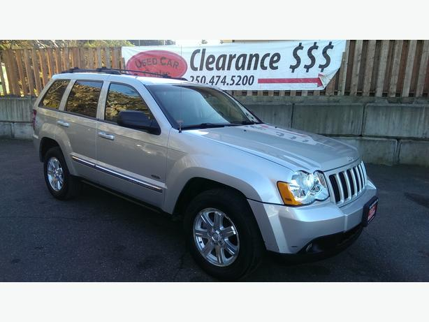 2008 Jeep Grand Cherokee Laredo/leather  3.0L Diesel !!