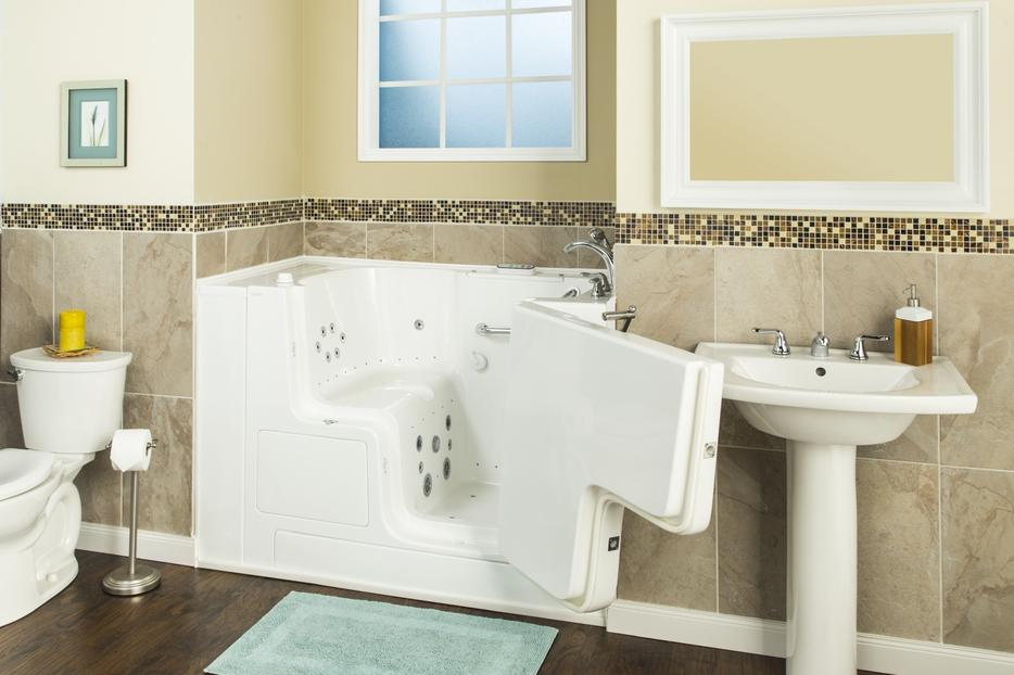 Walk In Tubs Accessible Showers Central Ottawa Inside