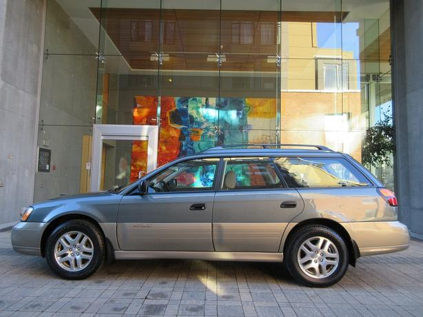 2002 Subaru Outback AWD - 113,*** KM! - LOCAL VEHICLE!