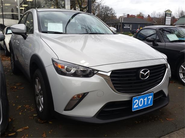 2017 Mazda CX-3 GS - Luxury Pkg.