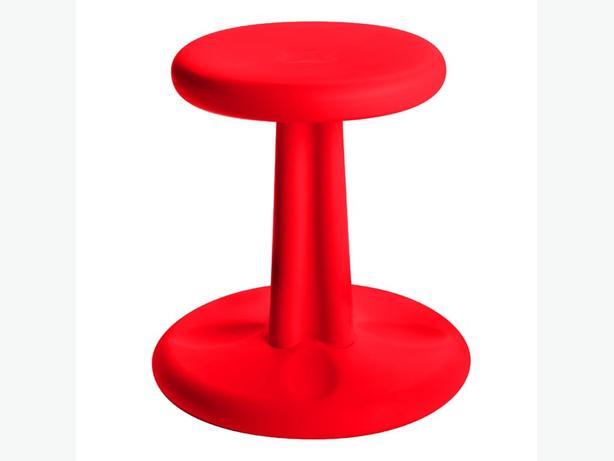 2 wobble stools