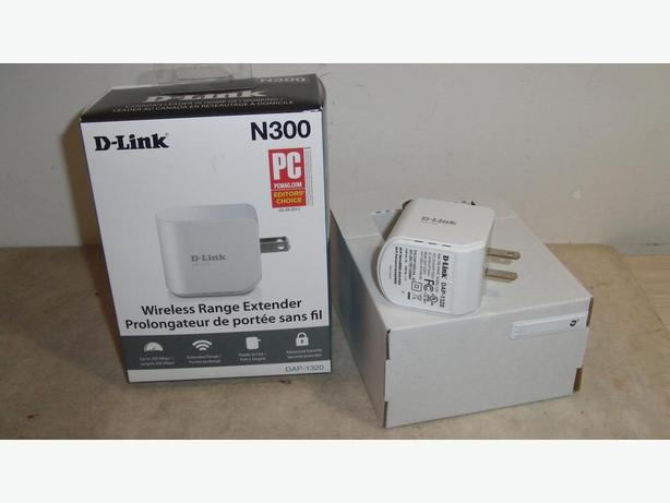 D-Link N-300 Wireless Range Extender