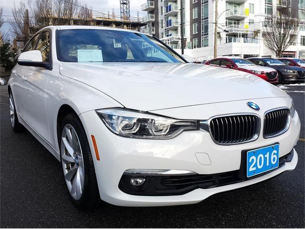 2016 BMW 328i XDRIVE AWD