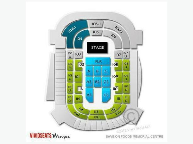 Three Elton John Tickets Saturday March 11