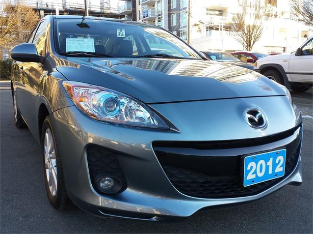 2012 Mazda Mazda3 GS - Luxury Pkg.