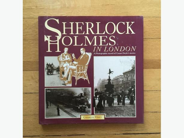 Sherlock Holmes in London (hardcover)
