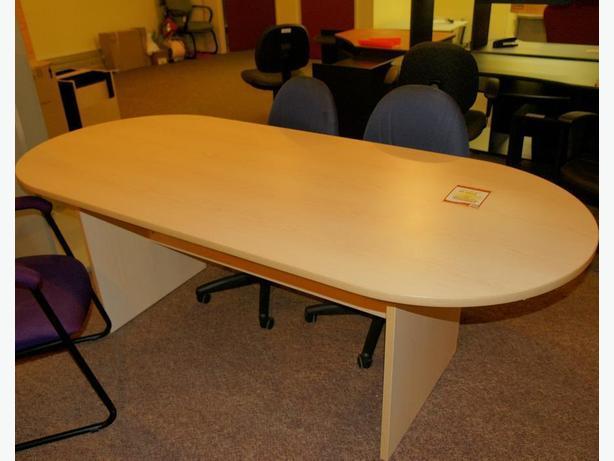 Used 7' Boardroom Table