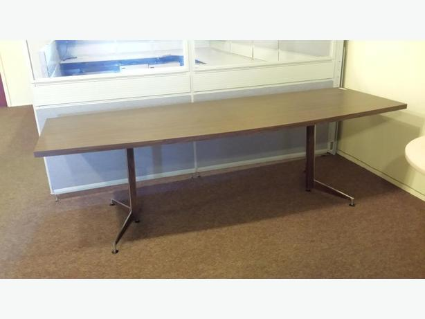 Used Boardroom Table 8'